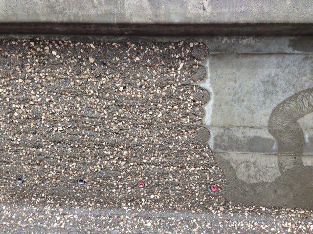 hidrodemolición hormigón rugosidad adherencia pavimento
