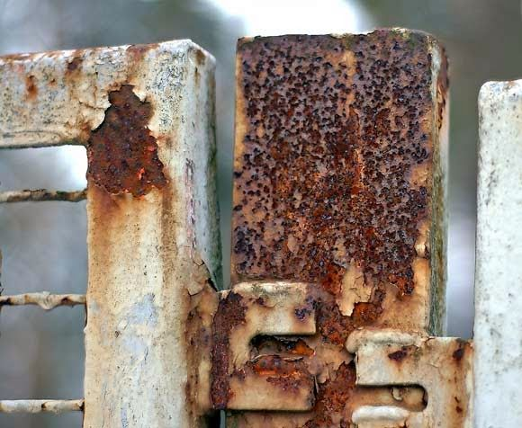 waterjetting corrosión superficie metálica