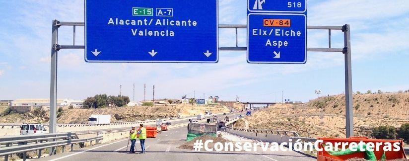 COEX conservación carreteras