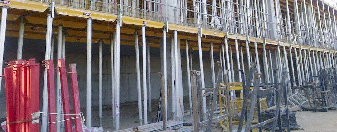hidrodemolición obras construcción barcelona