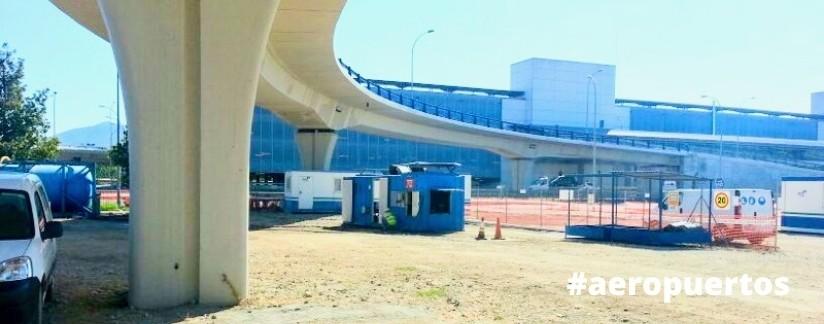 hidrodemolicion en aeropuerto de malaga